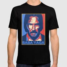 John Wick Baba Yaga T-shirt
