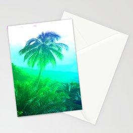 Tahiti At Dusk Photo Stationery Cards