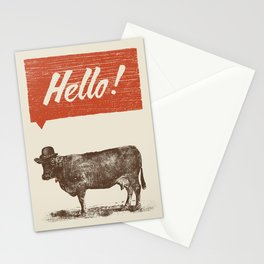 Hello ! Stationery Cards