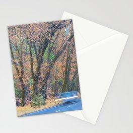 Yosemite Autumn Stationery Cards