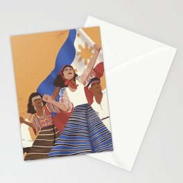 PH Independence Art 2020 Stationery Cards