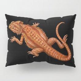 Bearded Dragon 2 Pillow Sham