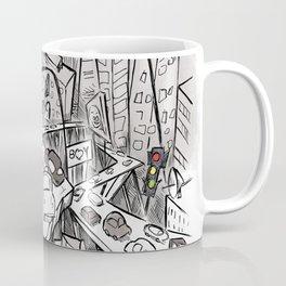 Chaos Coffee Mug