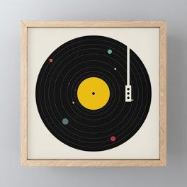 Music, Everywhere Framed Mini Art Print