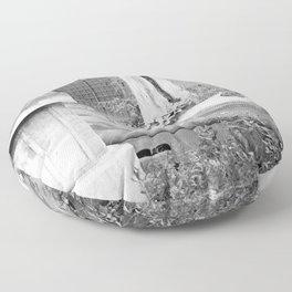grave Floor Pillow