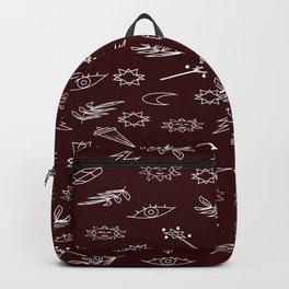 Magic wine Backpack