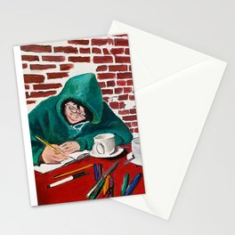 writing club  Stationery Cards