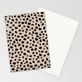 Jaguar | Black Stationery Cards
