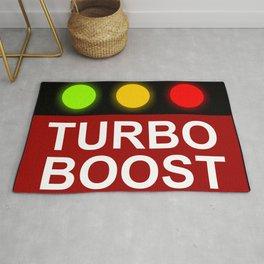 KNIGHT RIDER | Turbo Boost Rug
