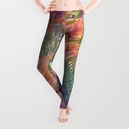 Spring Pattern Leggings