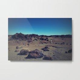 lavaland - three Metal Print