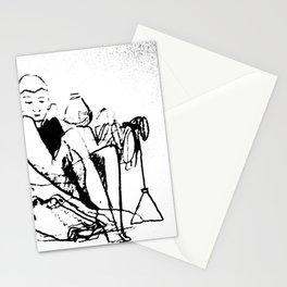 Croco Stationery Cards