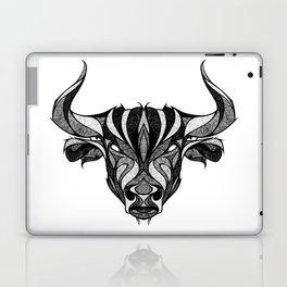 Signs of the Zodiac - Taurus Laptop & iPad Skin