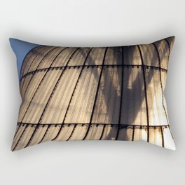 ARCH ABSTRACT 8: Khan Shatyr Center #1, Astana Rectangular Pillow