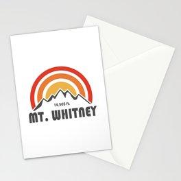 Mt. Whitney Stationery Cards