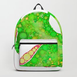 Psychedelic Phrosted Doughnut Baker's Dozen #3 Backpack