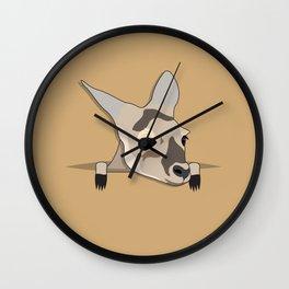 Roo Wall Clock