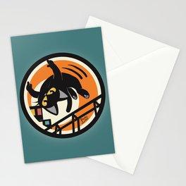 Parkour 2 Stationery Cards