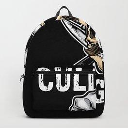 Cook Gangsters Backpack