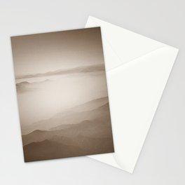 Sky View (Sepia) Stationery Cards