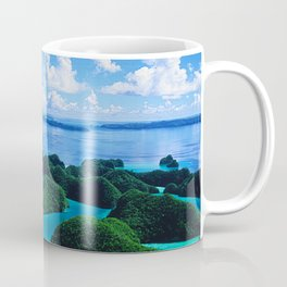 Palau Islands' Tropical Paradise Coffee Mug
