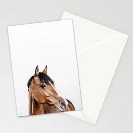 I <3 my horse Stationery Cards