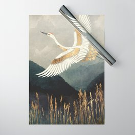 Elegant Flight Wrapping Paper