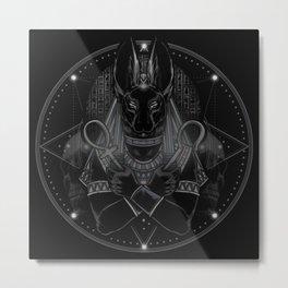 Anubis~ I. Metal Print
