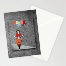 Scooter Stationery Cards