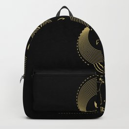 Gemini Zodiac Constellation Backpack