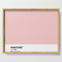 Pantone - Rose Quartz Serving Tray