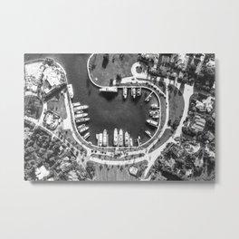 Miami Vice Florida Metal Print