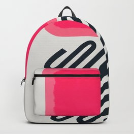 Candy Floss Bubble Gum Backpack