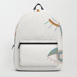 Evil Eyes II Backpack