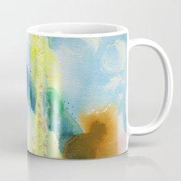Theta Wave Meditation Abstract Chakras Grounded Spiritual Coffee Mug