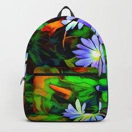 Unframed Flowers Backpack