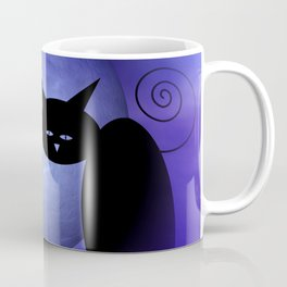 Mooncat's man in the moon Coffee Mug