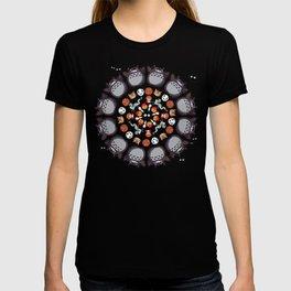 STUDIO GHIBLI MANDALA T-shirt