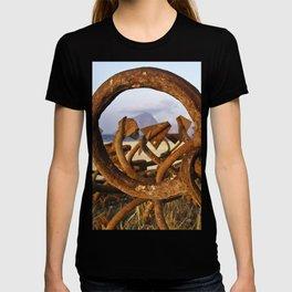 "ANCHOR - ENCORE - Trapani - Sicily - ""Vacancy"" zine T-shirt"