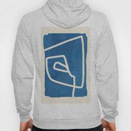 abstract minimal 57 Hoody