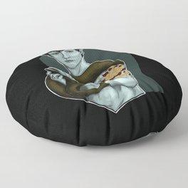 Snake 2 Floor Pillow