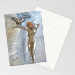 Goddess of Nature Stationery Cards