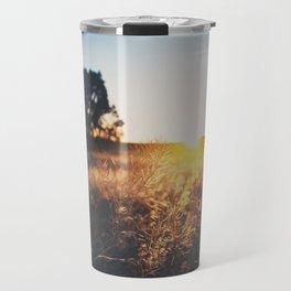 an Arizona sunset ... Travel Mug