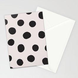 Neutral Polka Stationery Cards
