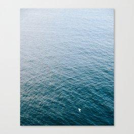 Serenity At Sea Canvas Print