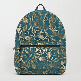 Moroccan Style Mandala Backpack