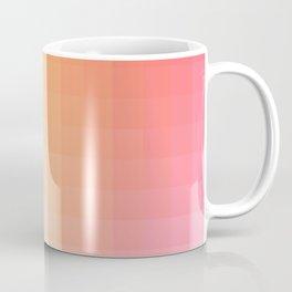 Lumen, Pink and Orange Light Coffee Mug
