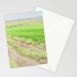 Follow the Trail Stationery Cards