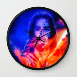 Yes, Jesus Loves Me ... By LadyShalene Wall Clock