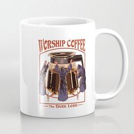 Worship Coffee Kaffeebecher
